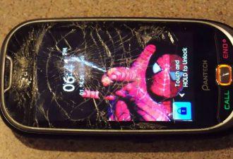 Креативные люди, доказавшие, что разбитый экран телефона это не проблема