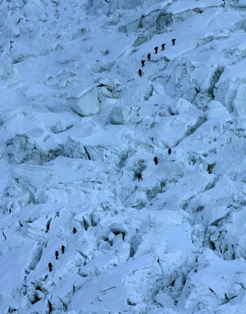 Восхождение на Эверест альпинизм, эверест